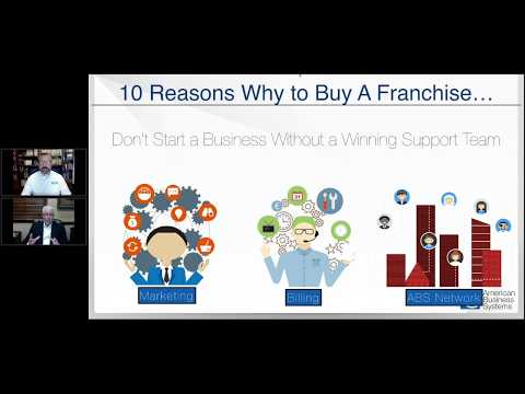 10 Reasons Why You Should Buy a Franchise or Turn-Key Business