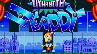 Dynamite Headdy [Genesis] Longplay