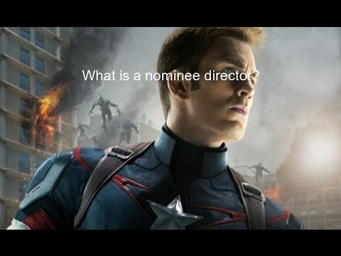 What is a nominee director?