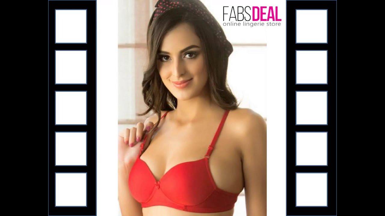 4790cf1f3 Buy women online bra shopping store In India - YouTube