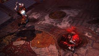 Path of Exile: Demonic Leap Slam