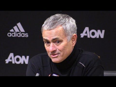 Manchester United 1-2 Manchester City - Jose Mourinho Full Post Match Press Conference - #MUNMCI