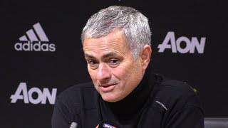 Manchester United 1-2 Manchester City - Jose Mourinho Full Post Match Press Conference - #MUNMCI