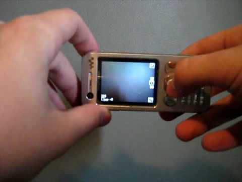 Sony Ericsson w890 Review