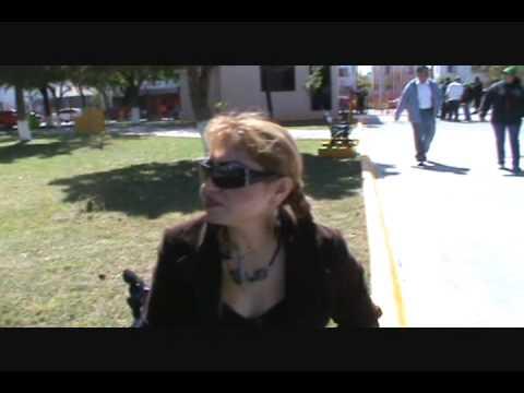 Adryana Villarreal - Angel (Back Stage Parque San Fco. Apodaca Nuevo Leon )
