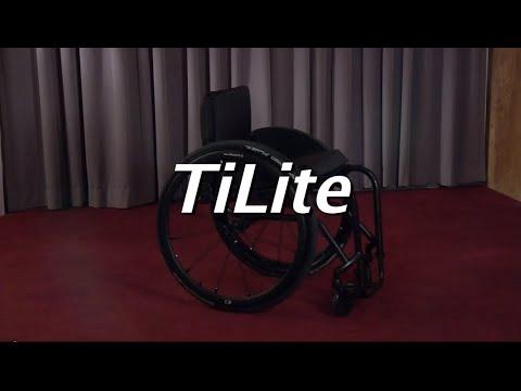 The Manual Wheelchair Comparison: Ti Lite