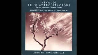 Thomas Zehetmair - Vivaldi The 4 Seasons, La Primavera