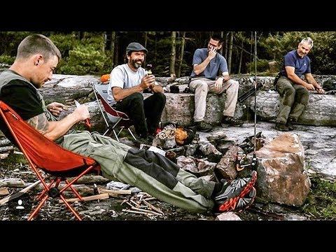 Camping Canada With Joe Robinet, My Self Reliance, Doug Outside