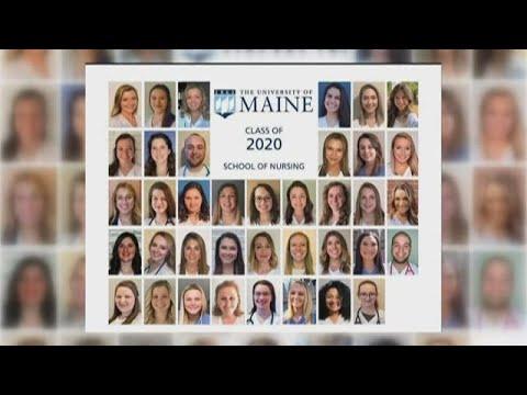 UMaine Nursing Students To Graduate Early