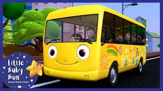 Wheels On The Bus + More!   Little Baby Boogie   LBB   Baby Songs