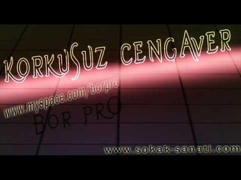 KORKUSUZ CENGAVER - BOR PRO