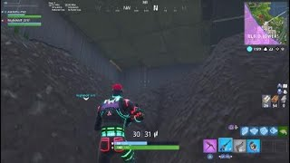 FORTNITE WALLBREACH GLITCH INCLINÉ TOURS