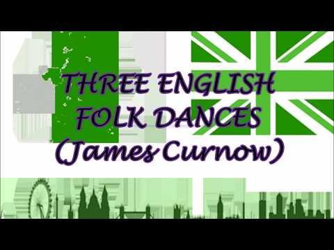 Three english folk dance 30 juin 2017 HD