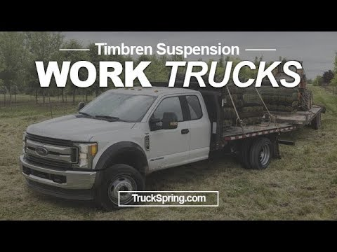 Timbren SES Kits - Suspension Bump Stops