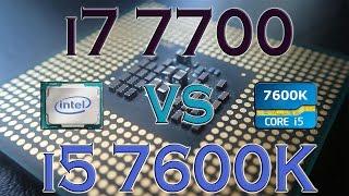 i7 7700 vs i5 7600k benchmarks gaming tests review and comparison kaby lake vs kaby lake