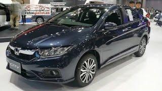 Soi chi tiết xe Honda City 2017 mới tại Thái Lan, dự kiến về Việt Nam năm nay