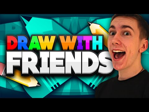 WE ARE ARTISTS!!! | DRAW WITH FRIENDS
