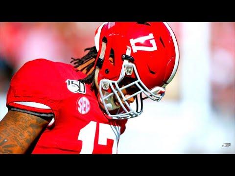 Fastest WR in the SEC 🔥🔥🔥    Alabama WR Jaylen Waddle Highlights ᴴᴰ