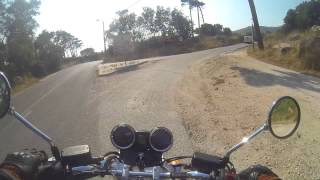 Honda CB1100 Review & Testdrive