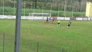 Campionato Seconda Categoria 2020/2021 1a giornata: Acciaiolo - Montenero (sintesi)