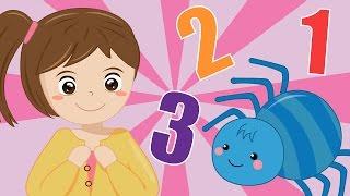Conta i Numeri da 1 a  20   Inglese per bambini   Imparare l'Inglese con Elsa e Music For Happy Kids