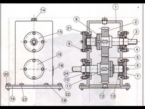 AutoCAD tutorials  Tutorial45