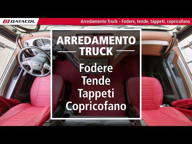 Arredamento Truck - Fodere, tende, tappeti e copricofano