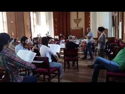 Ghadan 'Highlight'   Suad Bushnaq   Syrian Expat Philharmonic Orchestra