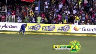 Limacol CPLT20 Final 2014 Guyana Amazon Warriors V Barbados Tridents