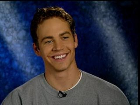 Paul Walker's First ET Interview in '99