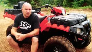ATV Test Ride: 2012 Sportsman X2 550 EFI