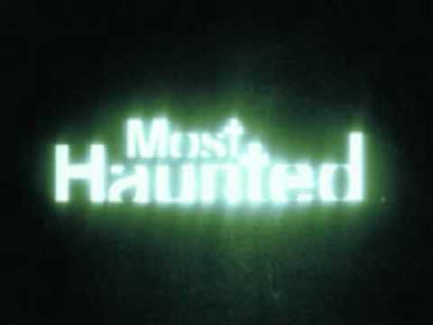 Most Haunted Theme Song - Magazine cover