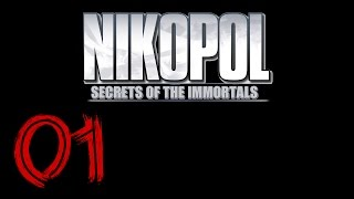 Nikopol: Secrets of the Immortals | En español | Episodio 01 «Apartamento»