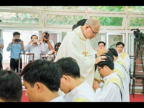 Thánh lễ Phong chức linh mục và Phó tế