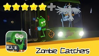 Zombie Catchers Day 9 Walkthrough TESLA GUN Recommend index five stars