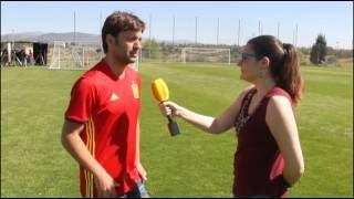 """Ricardo Reyes: """"Creo que Francia es la favorita por sus jugadores y porque son anfitriones"""""""