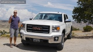 New 2014 GMC Sierra 1500 All Terrain Review: Did GM's long overdue revamp meet expectations?
