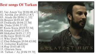 Tarkan - Greatest Hits Of Tarkan CD1 l Top best Of Tarkan