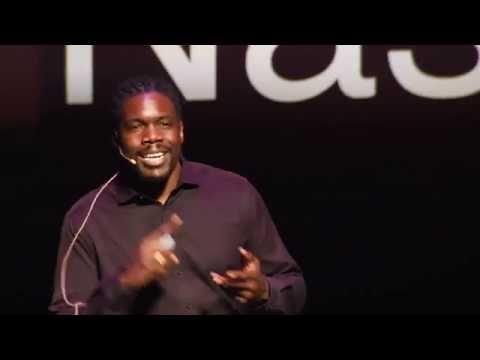 Nashville hustle -- to change your world, you gotta lie a little: Marcus Whitney at TEDxNashville