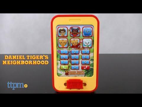 Daniel Tiger Phone from Jakks Pacific