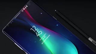 SAMSUNG GALAXY NOTE 9 IS OFFICIAL...Well sort trademark discovered Review of what to expect!