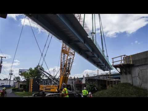 Rebuilding I-83 Capital Beltway