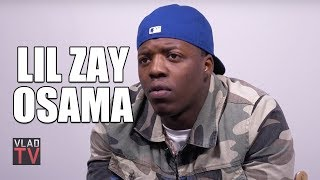 Lil Zay Osama Doesn't Want to Talk About Drug Dealers He Used to Rob (Part 2)