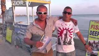 КИПР: Пляж и набережная в городе Пафос... остров Кипр... Cyprus beach Paphos(Смотрите всё путешествие на моем блоге http://anzor.tv/ ... ответы на вопросы тут http://anzor.tv/vopros/ подписывайтесь на..., 2013-09-16T17:45:56.000Z)