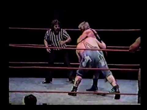 Sailor White & Rick Valentine vs  Raymond Rougeau & Edouard Carpentier (September 19, 1984)