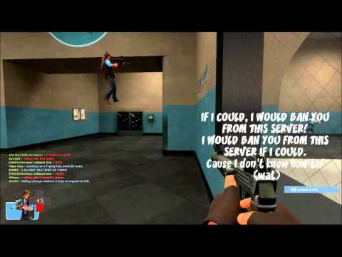 TF2 - Kid Gets Scammed