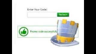 FREE HAT PROMO CODE (ROBLOX)