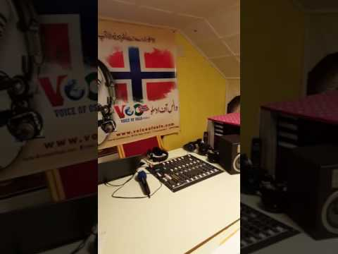 Radio voice of Oslo