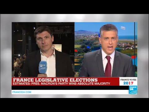 France Legislative Elections: Far-left leader Jean-Luc Mélenchon elected to Parliament