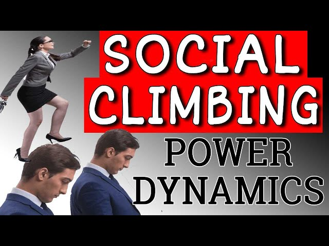 Why You Need to Stop Social Climbing